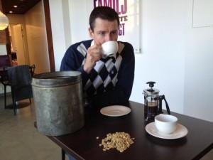Magnus kaffe