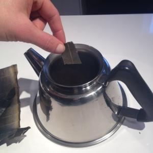 Klarskinn i kokare