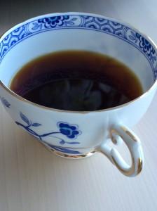 Kok-kaffe i bryggare